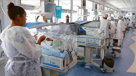 지카바이러스병원