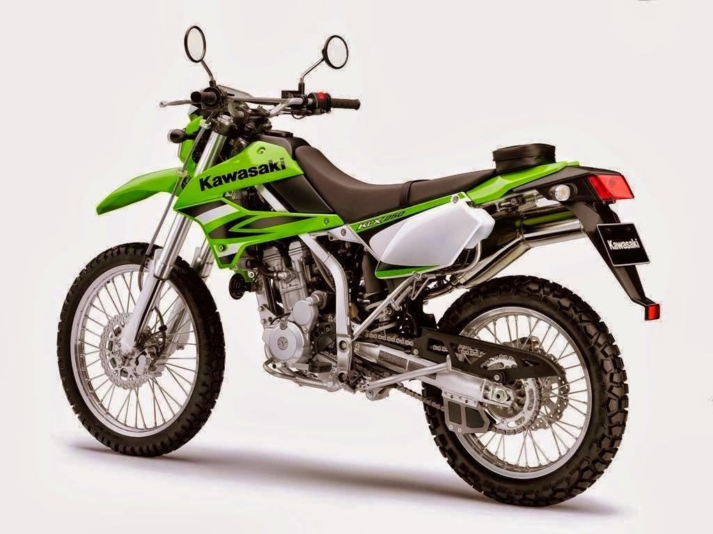 Modifikasi Kawasaki Trail Klx 250 Kawasaki Klx Modifikasi