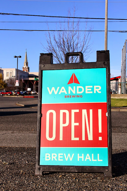 Wander Brewing / Credit: Heather Hulbert