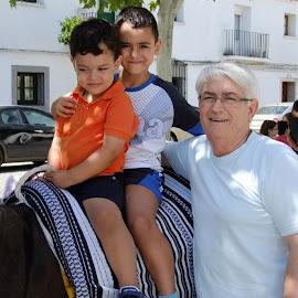 Día del abuelo en Guadiana del Caudillo