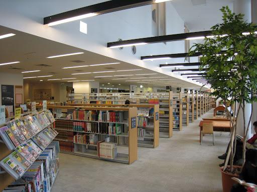 区 図書館 渋谷