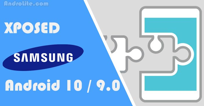Cara Install Xposed Samsung Android Q / Pie
