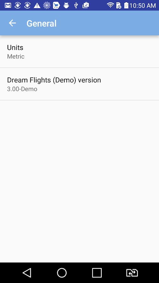Dream Flights (Demo)- screenshot