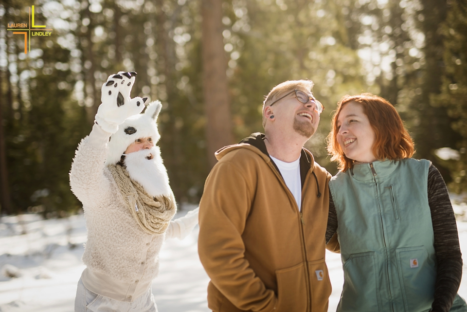 Yeti Engagement Session
