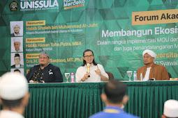 Demi Wujudkan Ekonomi yang Bermartabat, Unissula Semarang Hadirkan Pakar - Pakar Ekonomi