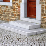 1 - Sill and entrance steps