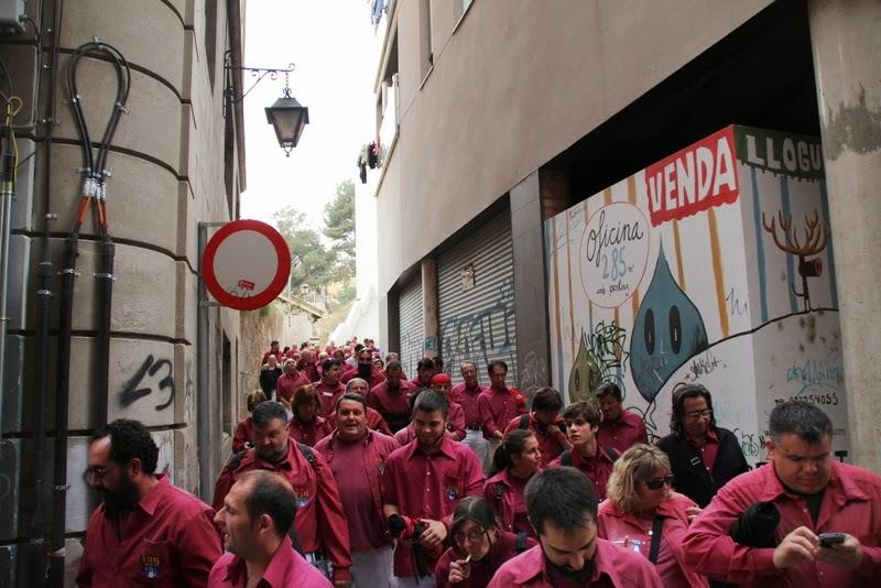 Actuació 20è Aniversari Castellers de Lleida Paeria 11-04-15 - IMG_8806.jpg