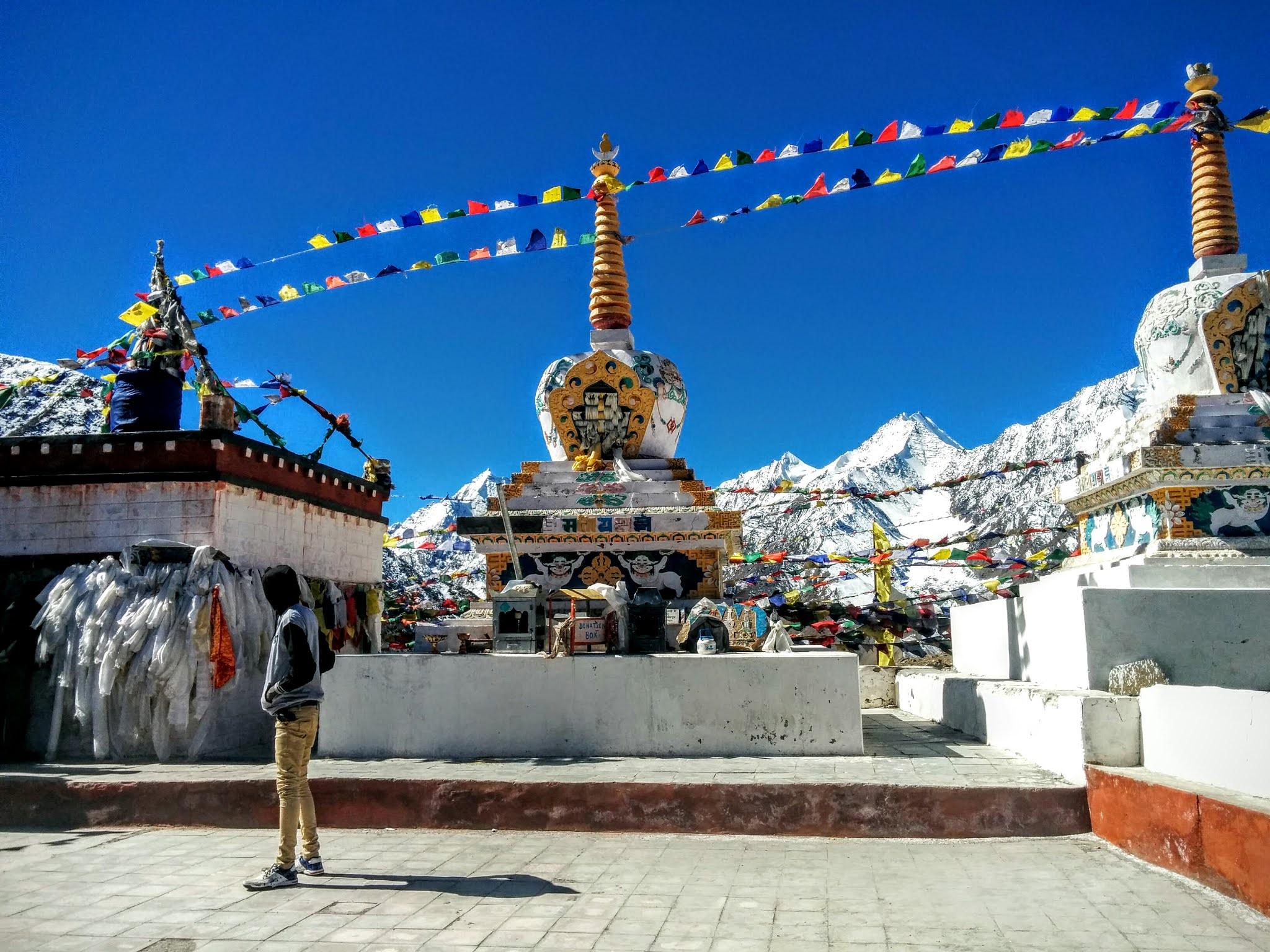 Kunzum Mata temple, Kunzum pass, Himachal Pradesh