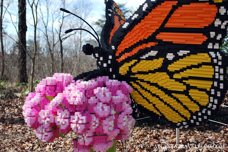 Art with Lego bricks