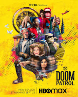 Tercera temporada de Doom Patrol