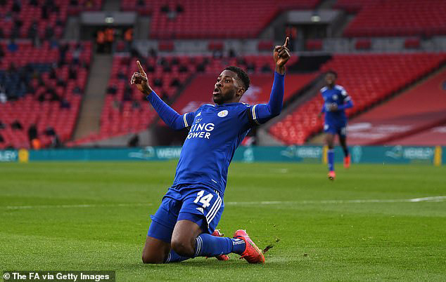 Kelechi Iheanacho Sends Leicester To First FA Cup Final Since 1969