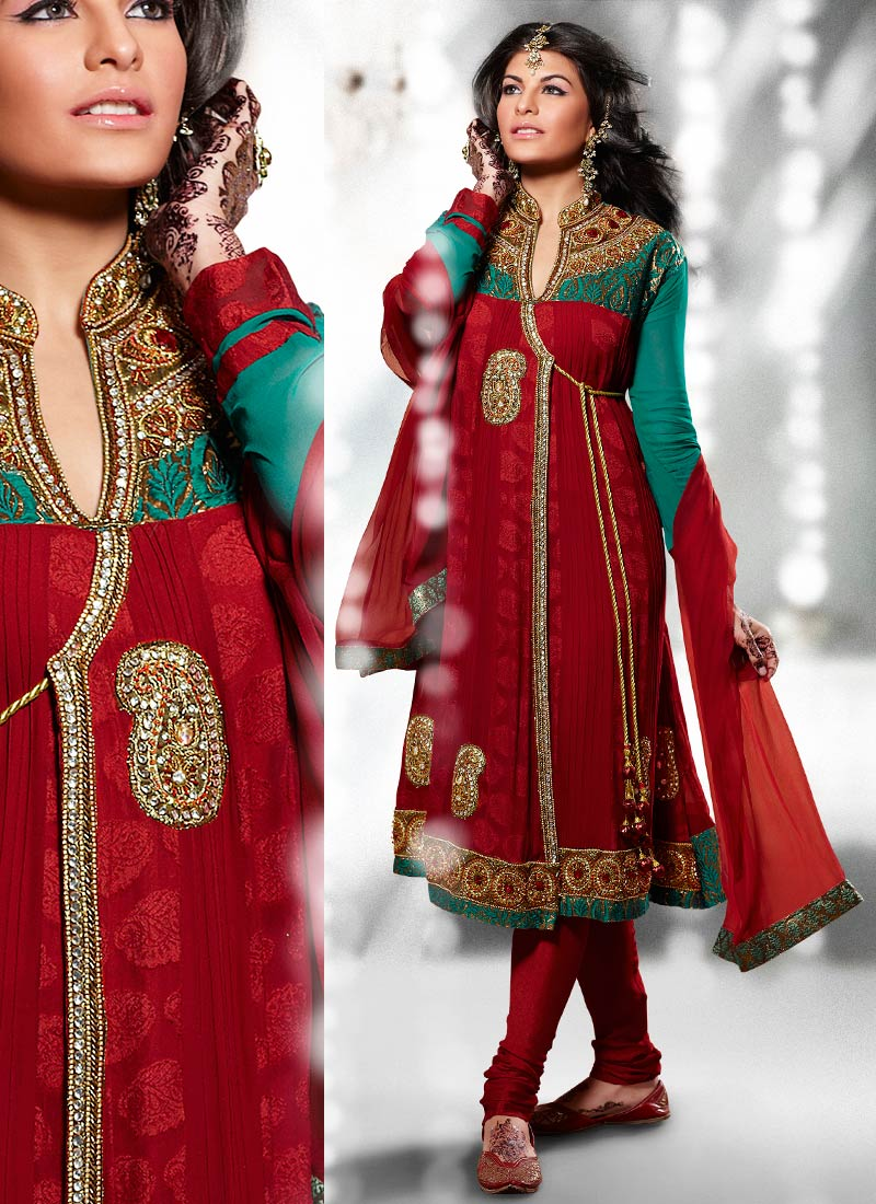 Latest Frocks Fashion Trends Designs 2015 in Pakistan and