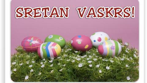 Sretan Vaskrs besplatne pozadine za Sony PSP slike čestitke blagdani free download Happy Easter