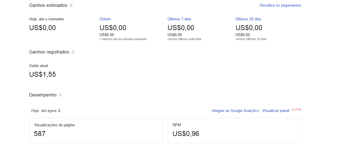 how to find youtube earnings on google adsense