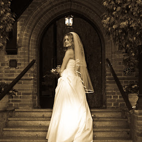 Beautiful Bride by Chris Boulton - Wedding Bride