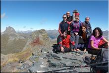 Vértice de Anayet mendiaren gailurra 2.559 m. -- 2015eko irailaren 19an