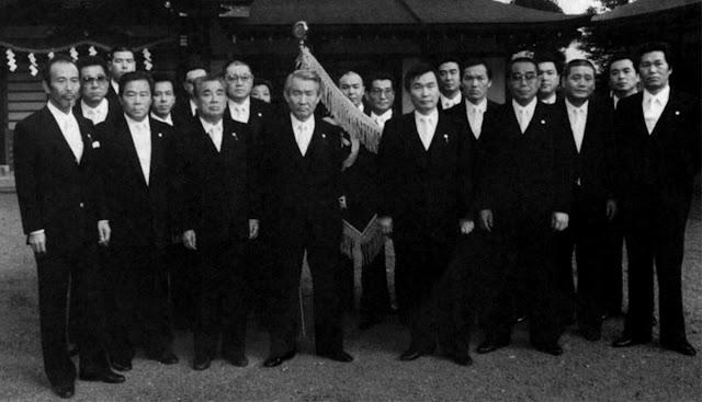 Sejarah Yakuza