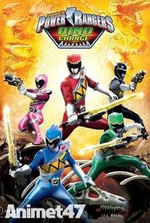 Power Rangers Dino Charge - Siêu Nhân Dino Charge 2015 Poster
