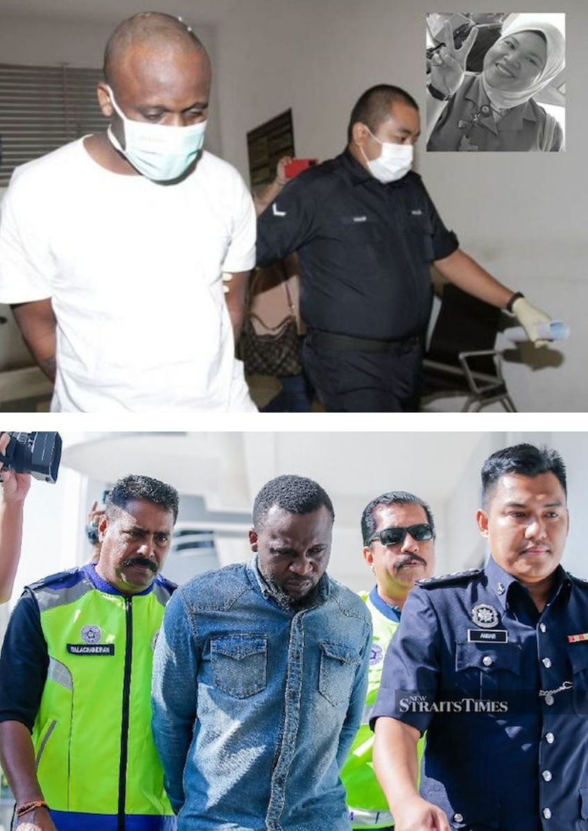 Man sentenced to death for murdering nurse in Malaysia