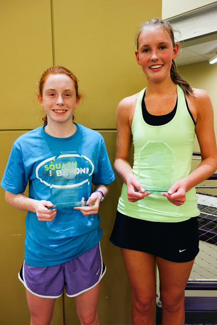 GU 19: Champion - Melissa Swann (Williamstown, MA); Finalist - Megan Grip (Wellesley, MA)