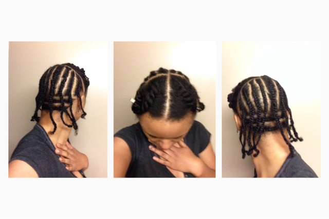 Desire My Natural Protective Style Series Vol 71 Braiding