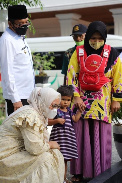 """Di Depan Pimpinan Parpol, Hendri Septa Perkenalkan """"Semata"""""""