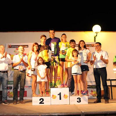 Carrera de Membrilla 2018 - Trofeos