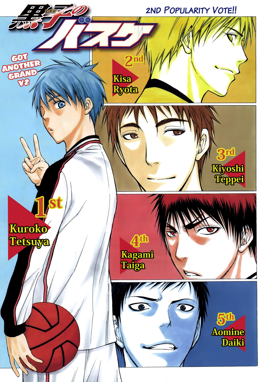 Kuroko no Basket Manga Chapter 126 - Image 20