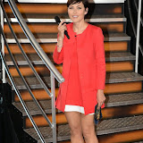 OIC - ENTSIMAGES.COM - Emma Willis at the Big Brother 2015 - second eviction Elstree Studios Borehamwood London 22nd May 2015 Photo Mobis Photos/OIC 0203 174 1069