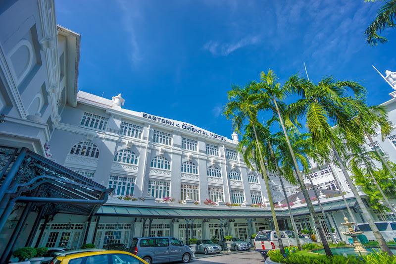 Penang Eastern & Oriental Hotel1