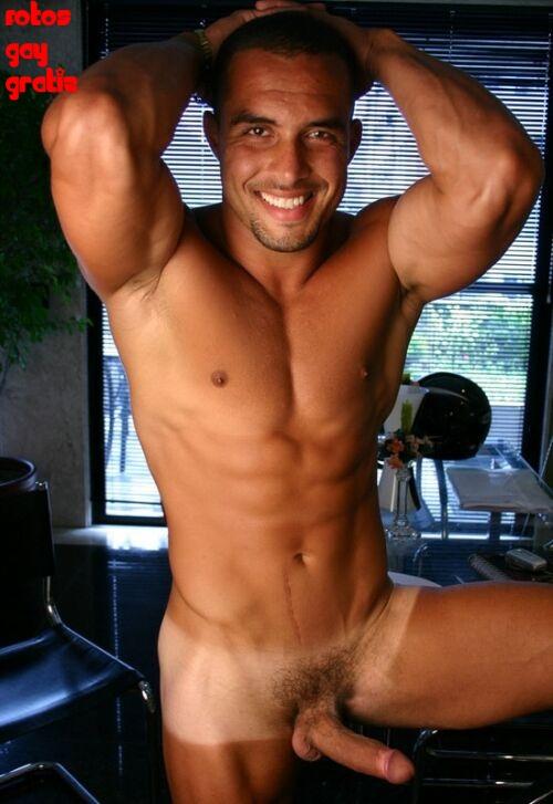 Fotos de homem maduro pelado mostrando a rola