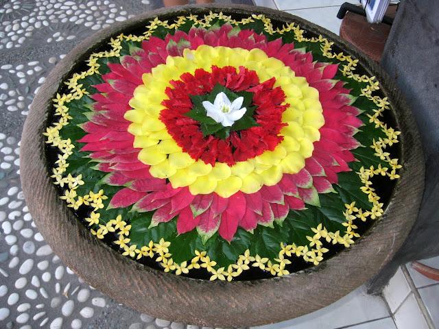 Flower pot, bali