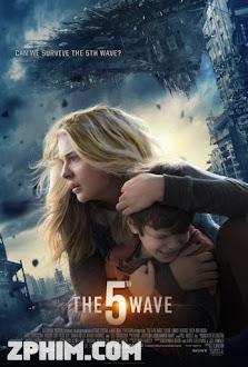 Đợt Tấn Công Thứ 5 - The 5th Wave (2016) Poster