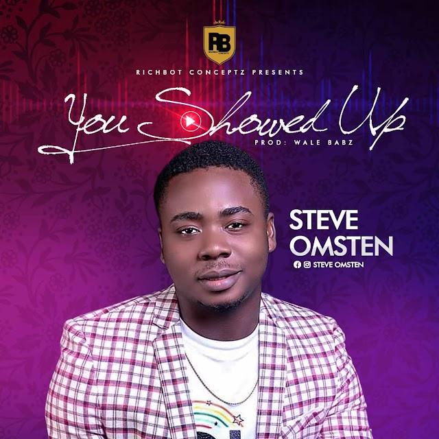 [BangHitz] Gospel Music: Steve Omsten – You Showed Up