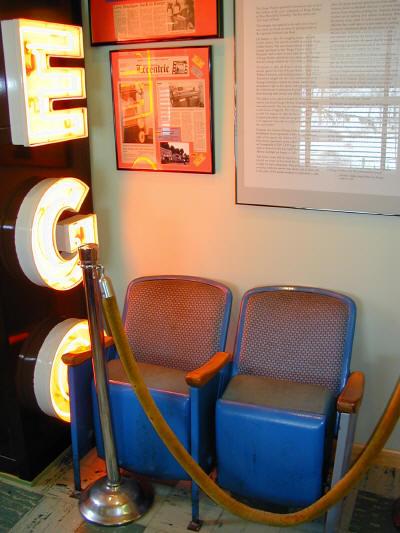 Orchard Lake Museum Tour 2006 - mvecinemaseats.JPG