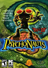 Psychonauts - Review-Cheats-Walkthrough By Daniel Kershaw