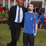 OIC - ENTSIMAGES.COM - COLIN SALMON at the  Official Reception at US Ambassador's Regents Park Residence  for Special Olympics GB's World Games team London  20th July 2015 Photo Mobis Photos/OIC 0203 174 1069