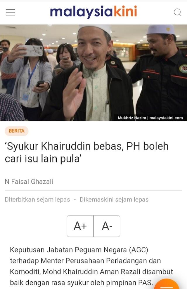 PAS Seolah Perlekeh Netizen, Perlekeh Undang-Undang!