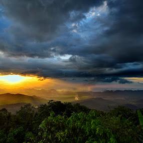 cahayaMu by Fahmi Setyawan - Landscapes Sunsets & Sunrises ( #GARYFONGDRAMATICLIGHT, #WTFBOBDAVIS )