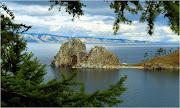 1990 г. Озеро Байкал, остров Ольхон