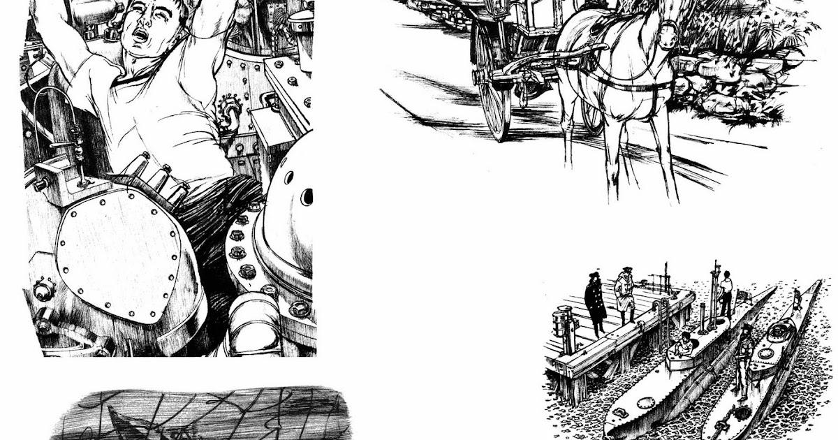 British Comic Art: The Depths of Fear
