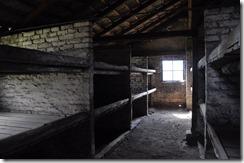 12 Birkenau baraquement des femmes