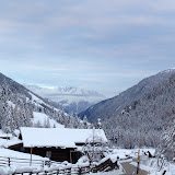 Weihnachten - Erste Schneeschuhwanderung in diesem Winter 30.11.12