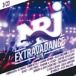 CD NRJ Extravadance (3CD) 2019 (Torrent) download