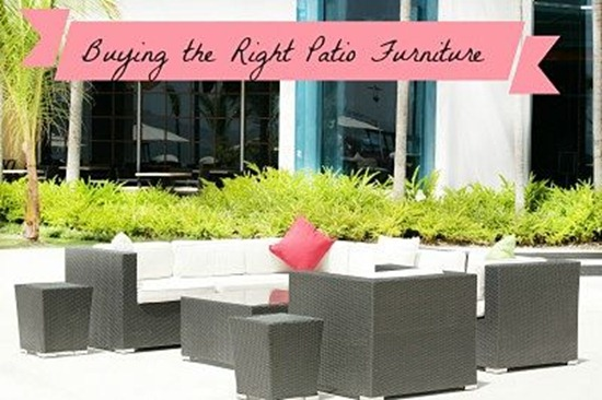 buying-the-right-patio-furniture