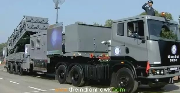 MRSAM system: Boost to India's Air Defence