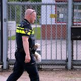 Ongeval Pekelwerk Nieuwe Pekela - Foto's Dennie Gaasendam