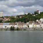 La Seine et plateau de Surville