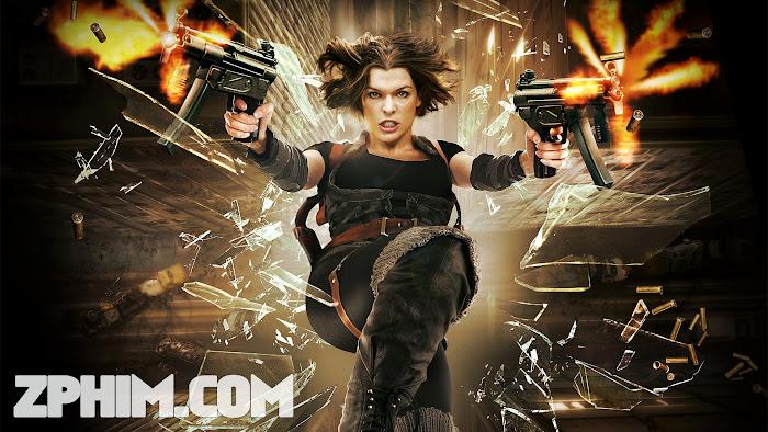 Ảnh trong phim Vùng Đất Quỹ Dữ 4: Kiếp Sau - Resident Evil: Afterlife 1