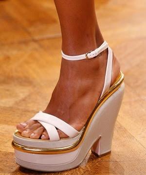 dolgu topuk ayakkabı 2012